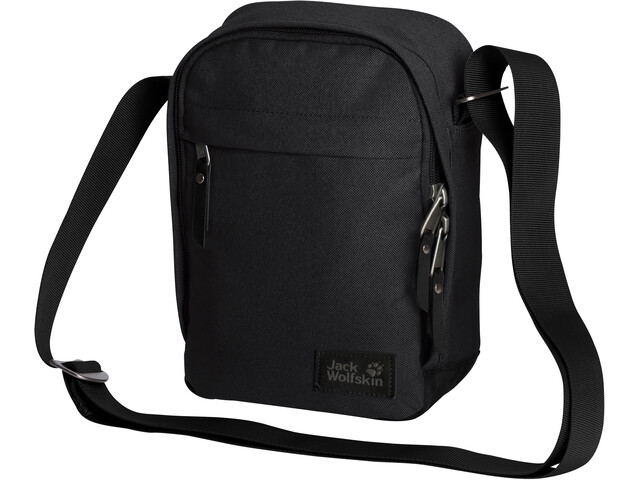Jack Wolfskin Heathrow Sac à bandoulière, ultra black